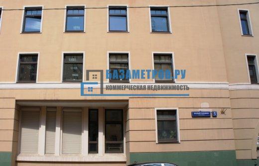 Поиск офисных помещений Головин Малый переулок аренда офиса ленинский проспект цена