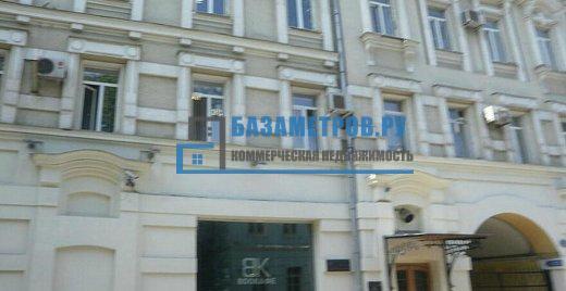 Офисные помещения Глинищевский переулок Аренда офиса 7 кв Смоленский бульвар