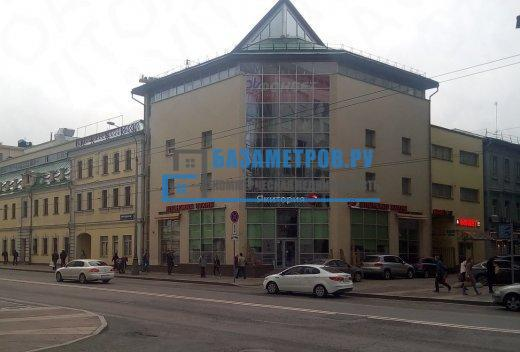 Найти помещение под офис Новослободская улица аренда офиса варшавское шоссе 17