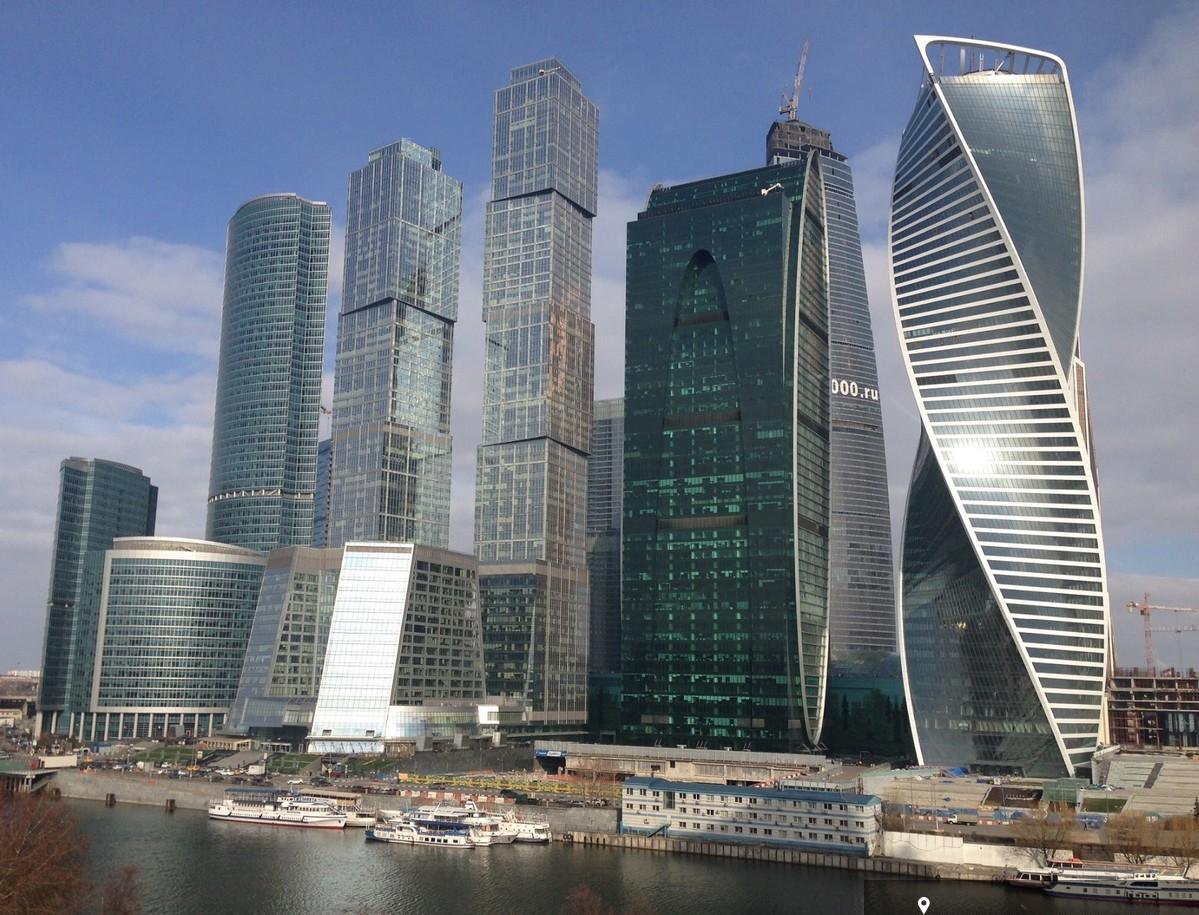 МоскваСити  Главная