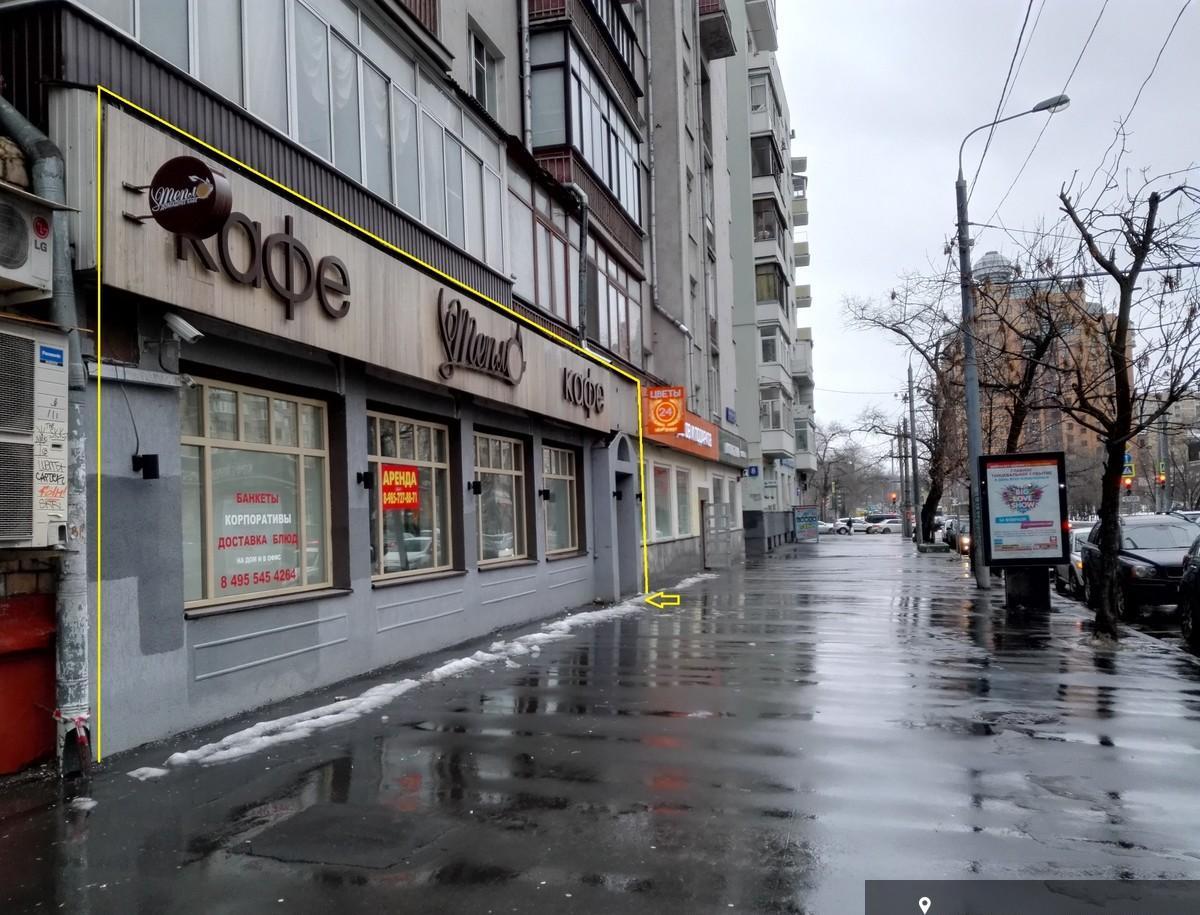 Москва, ул б грузинская, д 37, сдаем трехкомнтаную квартиру