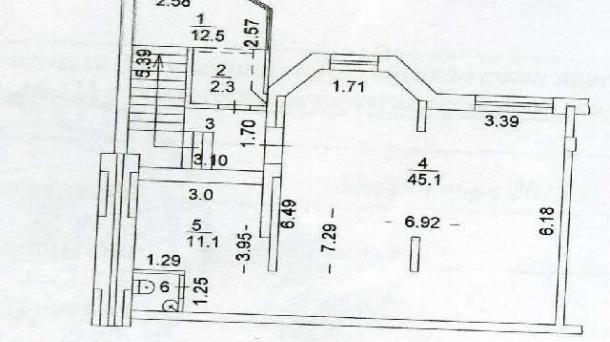 Помещение в аренду 80 кв.м. от собственника в Апрелевке