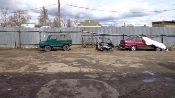 Склад 300 м2, Московская обл,  г Щелково,  ул Заводская,  д 2А