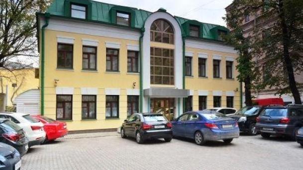 офисный особняк на Курской