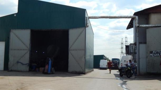 ЗАО - помещение под автосервис 250 м2