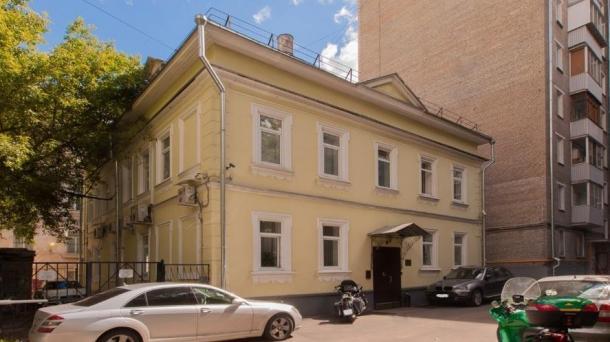 Здание 737 м2 , метро Сухаревская
