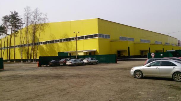 N727-1 Склад 3000 м² Горьковское ш. 15 км. от МКАД