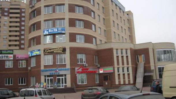 Офис 73м2, Московская обл,  г Солнечногорск,  ул Красная,  д 58