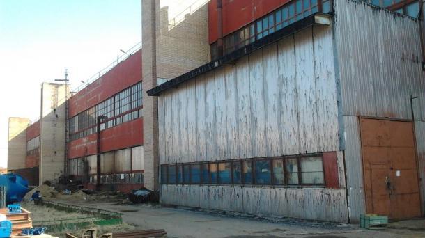 Производственный комплекс в г. Серпухов, общей площадью 37 000 м2.