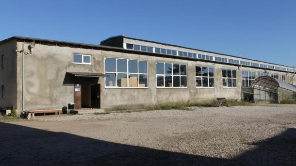 Производственно-складской комплекс на въезде в Серпухов, 8600 м2