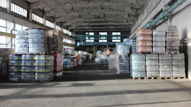 производство с кран-балкой 5 тонн