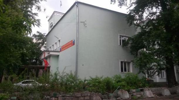 Здание 1204.3 м2 , метро  Пролетарская