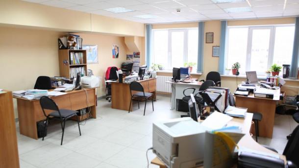 """Продажа офисов в Бизнес центре """"Полесский"""""""