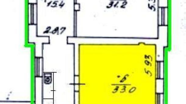 Сдается помещение от собственника,  33 кв.м. Сиреневый бульвар