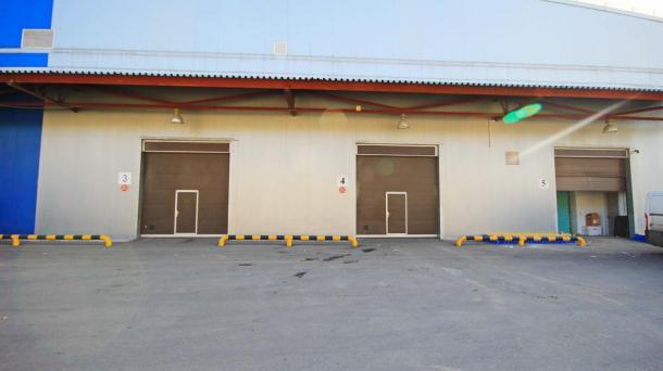 Новый склад 500 м2 класса «В»