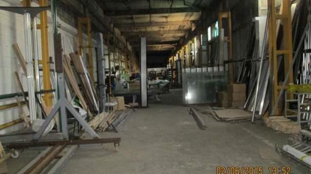 Помещение отапливаемое под склад, производство, 373 м2, Отрадное