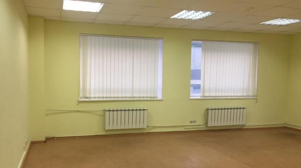 Офис 36.5м2, ул. Остаповский пр-д 3