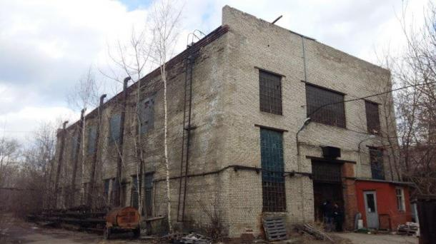 Здание под склад,  производство