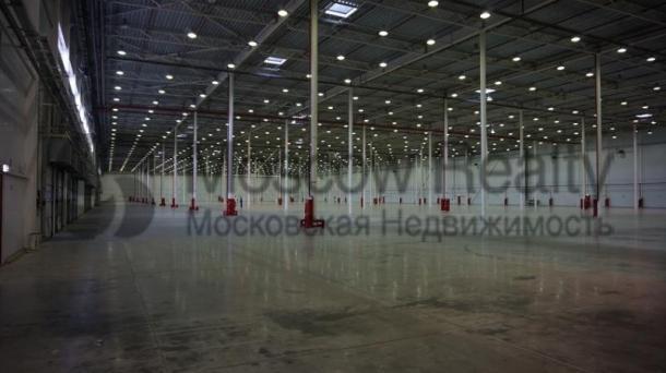 склады класса А  в д. Лучинское