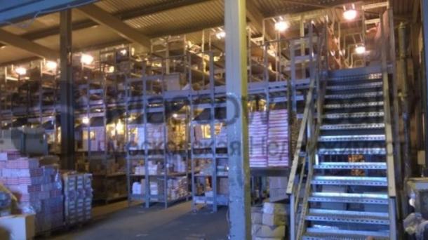 склад в г. Мытищи