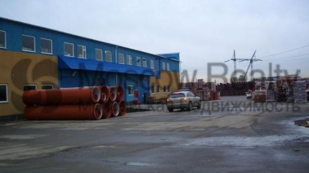 склады класса В в д. Пирогово