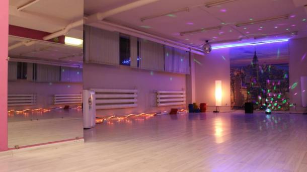 Сдаются в почасовую аренду танцевальные залы