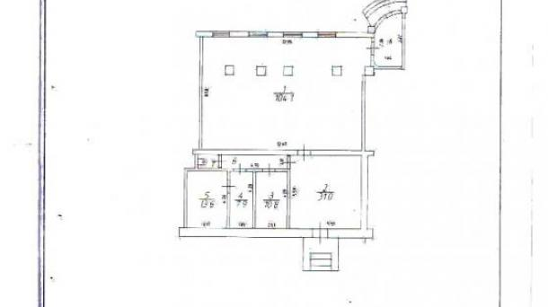 Аренда торговой площади 151.1м2,  СЗАО, прямая аренда