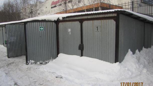 Сдам гараж в Северном Бутово