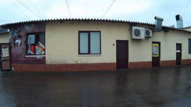 Здание автосервиса