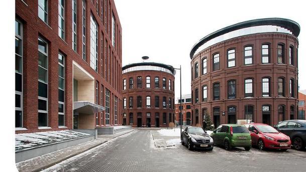 Офис 480 кв.м. в БЦ АРМА