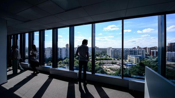 Аренда офиса БЦ Аэро-Сити. 286,37м2