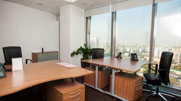 Офис с переговорными и юридическим адресом