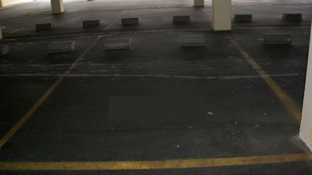 машино-место на 1-ом этаже первой линии