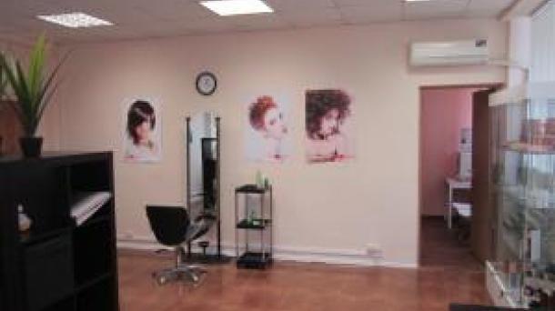 Помещение под косметический салон, парикмахерскую.