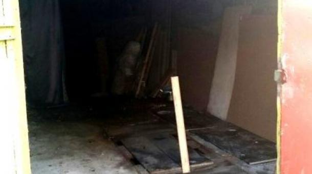 Кирпичный гараж в аренду
