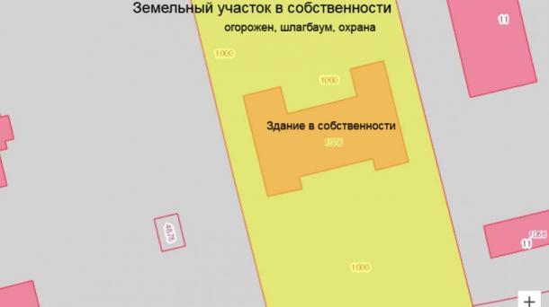 Земля 3544м2, ул Парковая 2-я,  д 14А