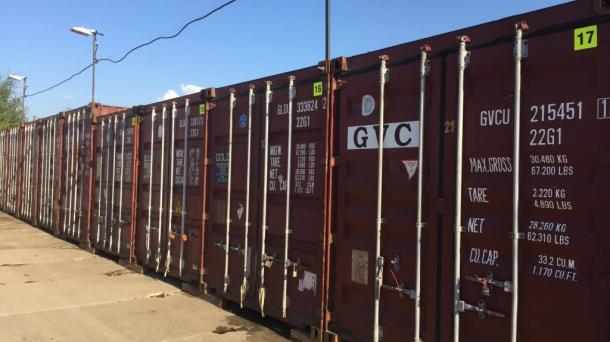 Складской бокс, склад контейнер, мини склад.