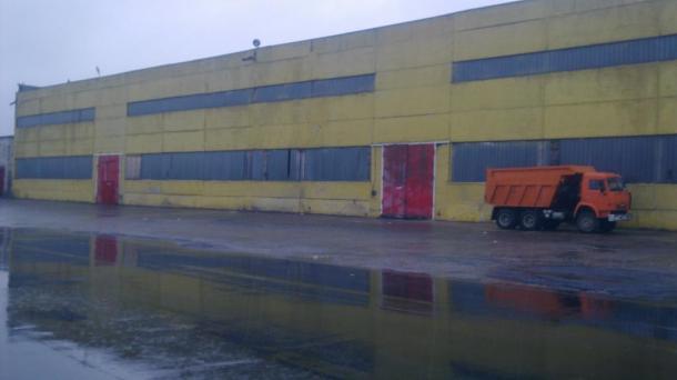 Склад 2800 м2, Московская обл,  Сергиево-Посадский р-н,  деревня Бужаниново