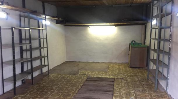 Гараж 25 м2, метро Солнцево