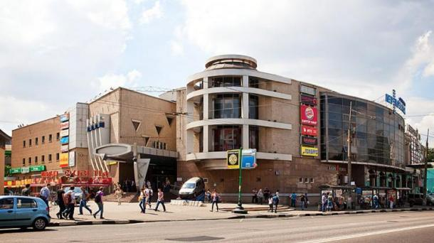 Торговый Центр Серебряный Дом