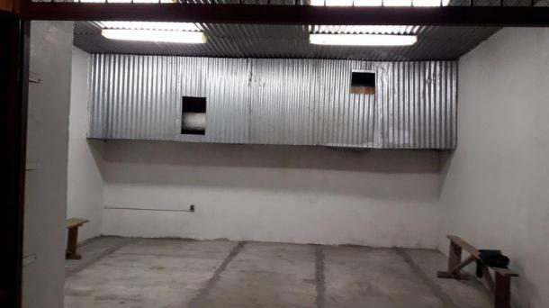 Гараж 28 м2, метро Смоленская
