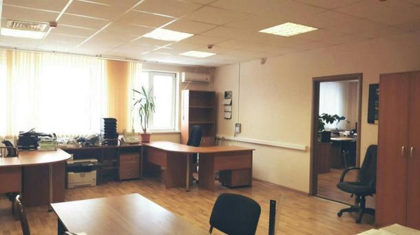 Офис 1300м2, г Зеленоград,  проезд Западный 2-й,  д 4А стр 1