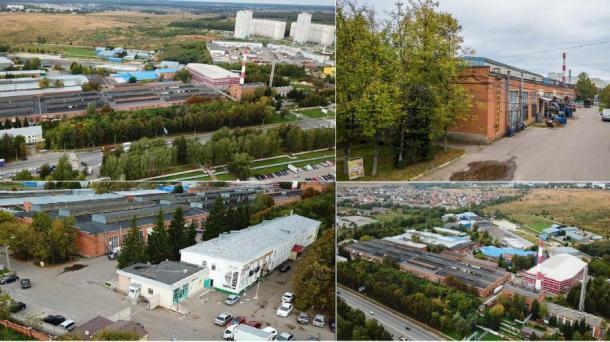 Склад 20800 м2, Московская обл,  г Чехов,  Симферопольское шоссе,  д 2
