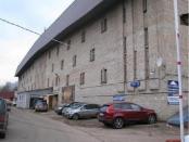 Продам тёплый гараж, м. Белорусская. Собственность