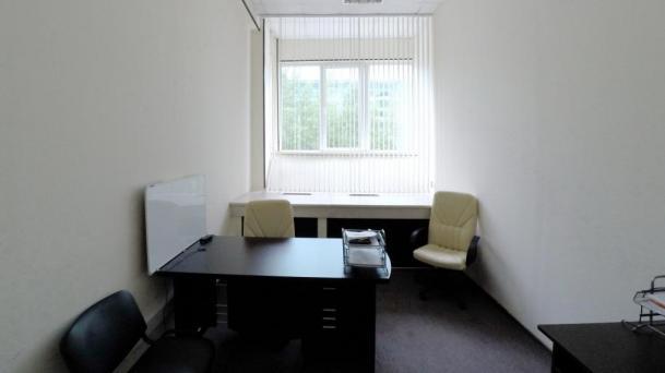 Офис с мебелью и оборудованием под ключ