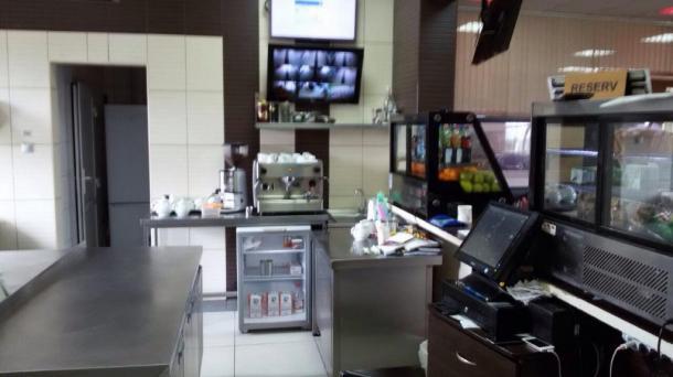 Кафе с оборудованием в тех центре