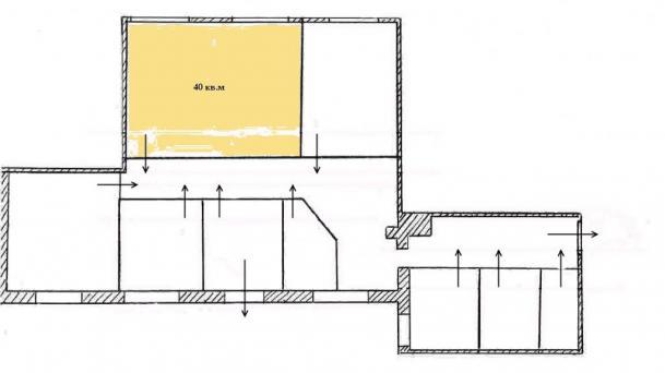Офис 40 м. с мебелью