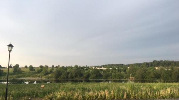 Земля 1600м2, Московская обл,  Истринский р-н,  деревня Духанино Тихий берег