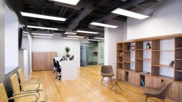 Офис с обслуживанием в БЦ Гарденмир