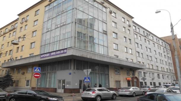 Аренда офиса 760м2, Москва, метро Парк культуры